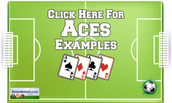 Aces Soccer Banners