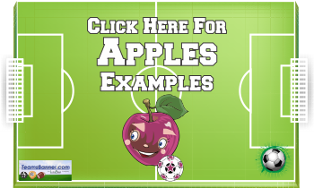 apples Soccer Banners