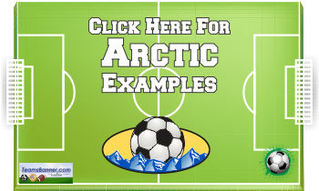 arctic Soccer Banners