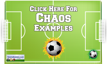 chaos Soccer Banners