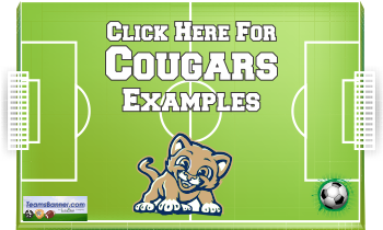 cougars Soccer Banners