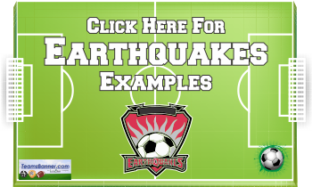 earthquakes Soccer Banners