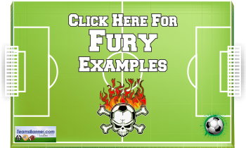 fury Soccer Banners