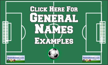 General Soccer Banners