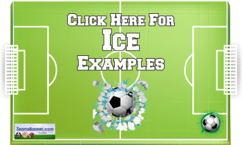 ice Soccer Banners