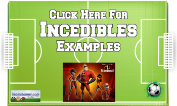 incredibles Soccer Banners