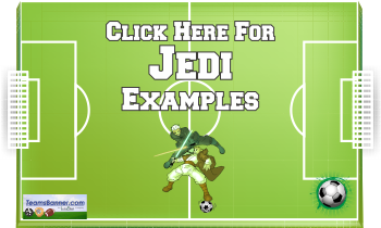 jedi Soccer Banners