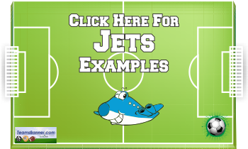jets Soccer Banners