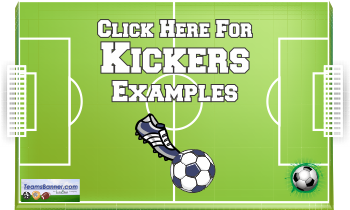 kickers Soccer Banners