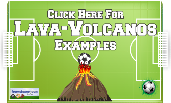 lava Soccer Banners
