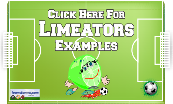 lime Soccer Banners