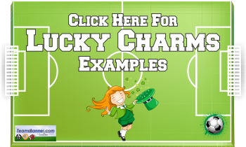 lucky charms Soccer Banners