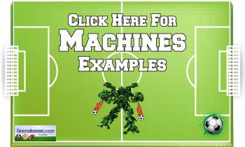 machines Soccer Banners