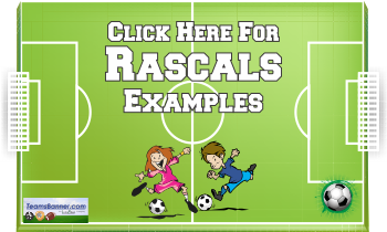 rascals Soccer Banners