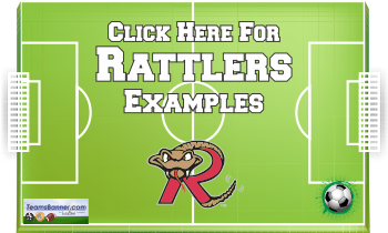 rattlers Soccer Banners