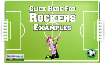 rockers Soccer Banners
