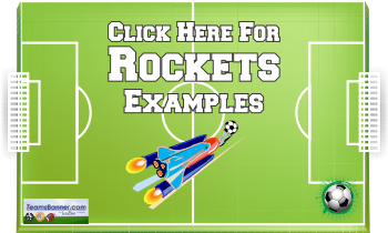 rockets Soccer Banners