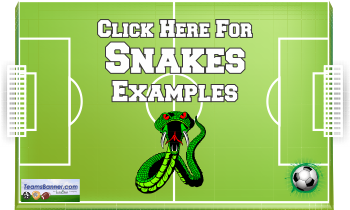 snakes Soccer Banners