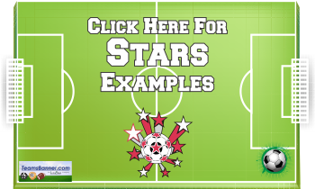 stars Soccer Banners