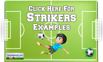 strikers Soccer Banners