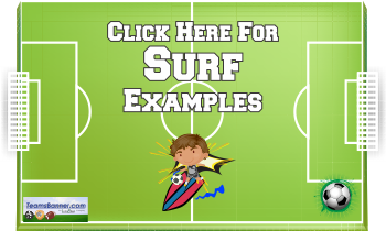 surf Soccer Banners