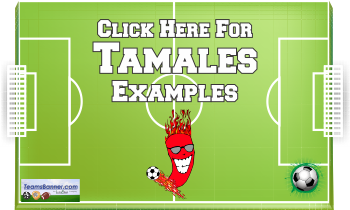 tamales Soccer Banners