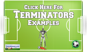 terminator Soccer Banners