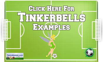 tinkerbell Soccer Banners