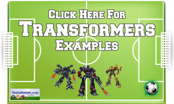 transformers Soccer Banners