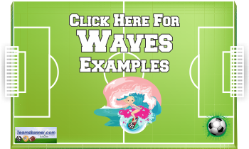 waves Soccer Banners