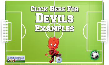 devils Soccer Banners