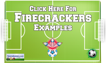 firecrackers Soccer Banners