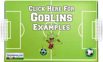 goblin Soccer Banners