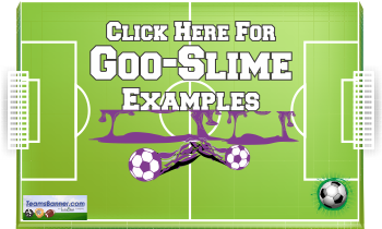 goo Soccer Banners