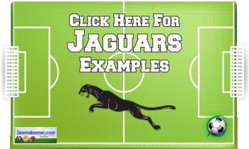 jaguars Soccer Banners
