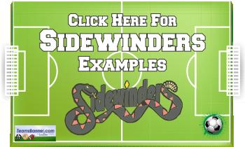 sidewinder Soccer Banners
